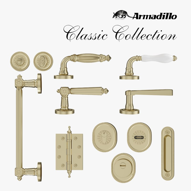 3D set accessories classic