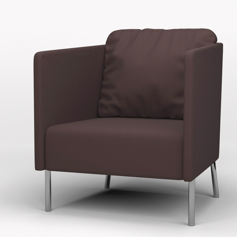 3D ekero armchair