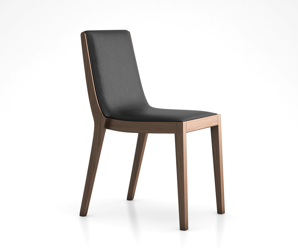 3D moka chair fornasarig model