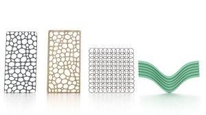 3D decoration elements