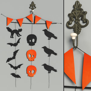 3D halloween treats