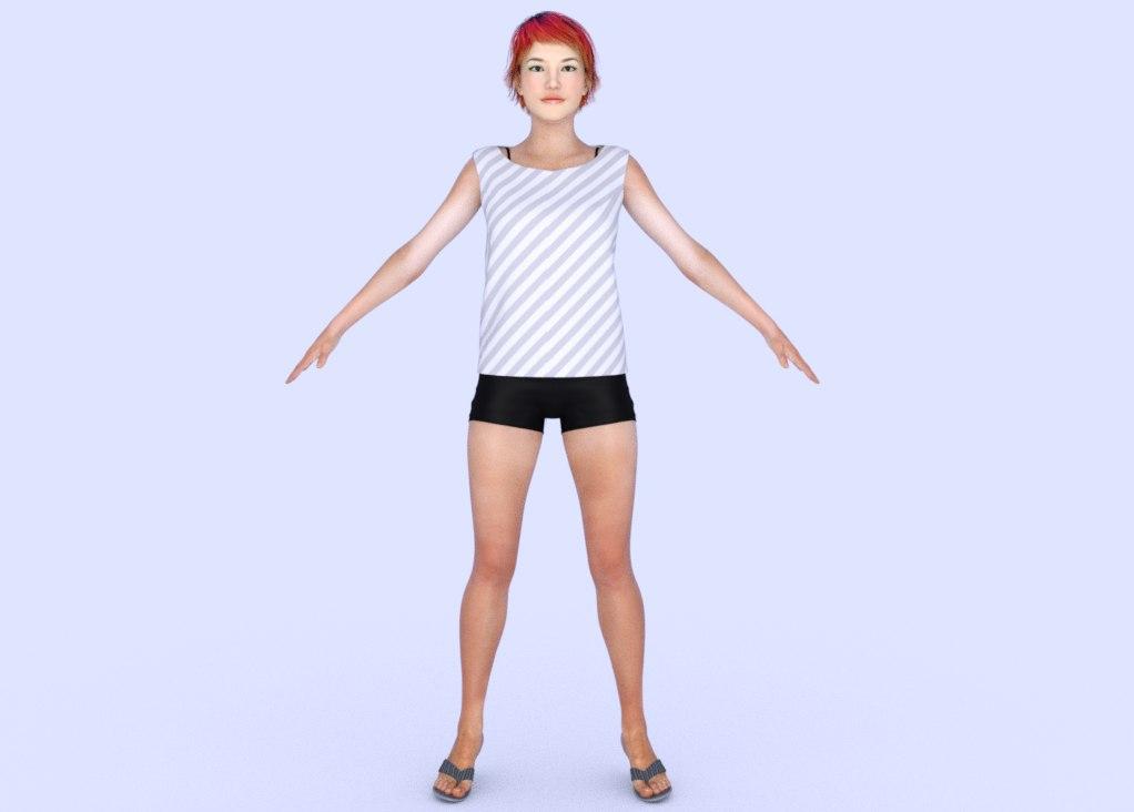 daz clothing genesis 8 model