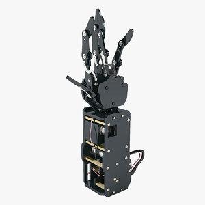 realistic photoreal 3D model