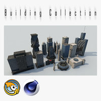 building city model