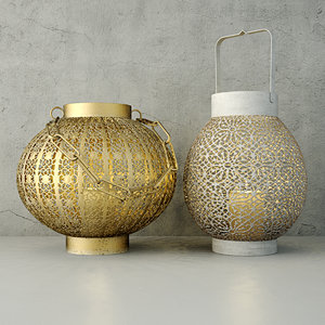 lanterns zara home model