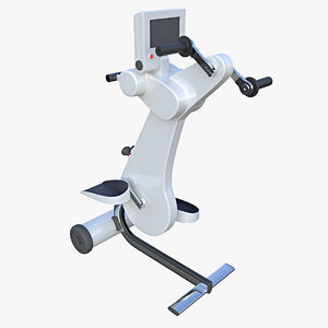 3D motomed movement therapy