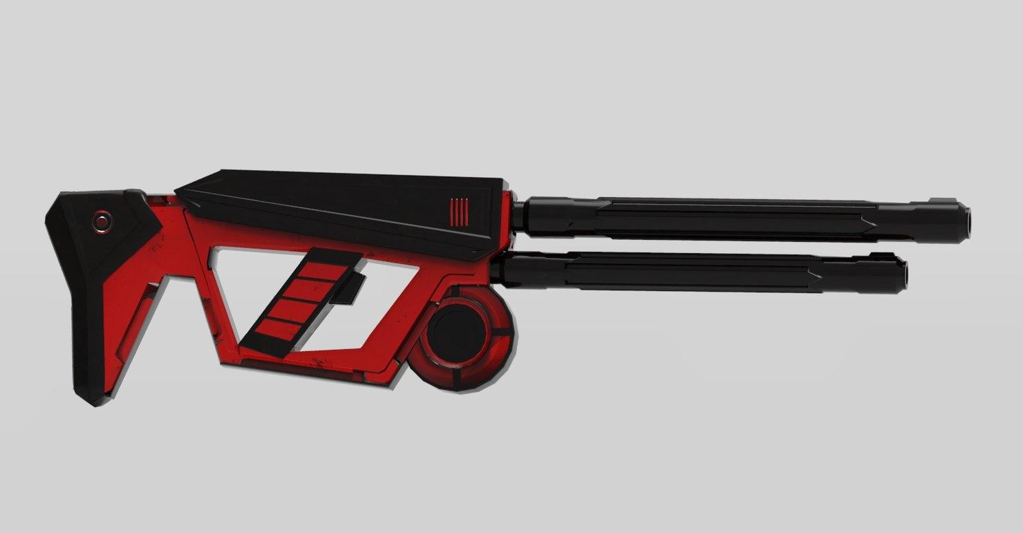 scifi assault hq 3D