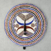 3D baule tribe lg moon