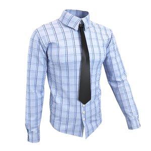 shirt tie 3D model