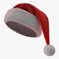 santa claus hat model
