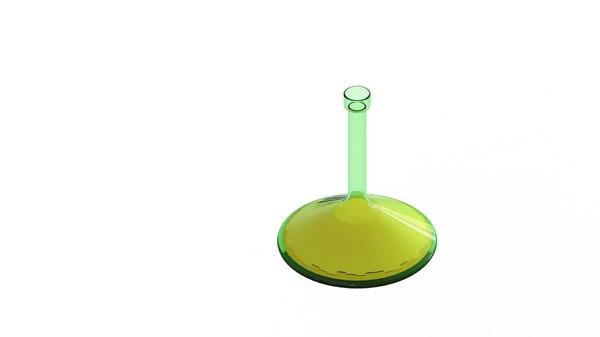 3D il bottle