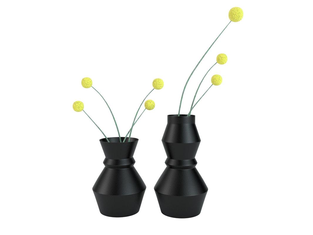 vase anaia laredoute 3D model