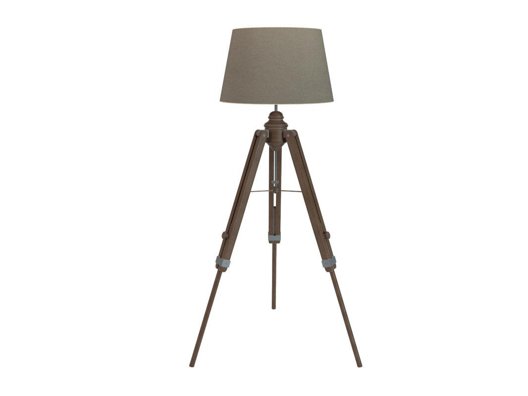 floor lamp augustin 3D model