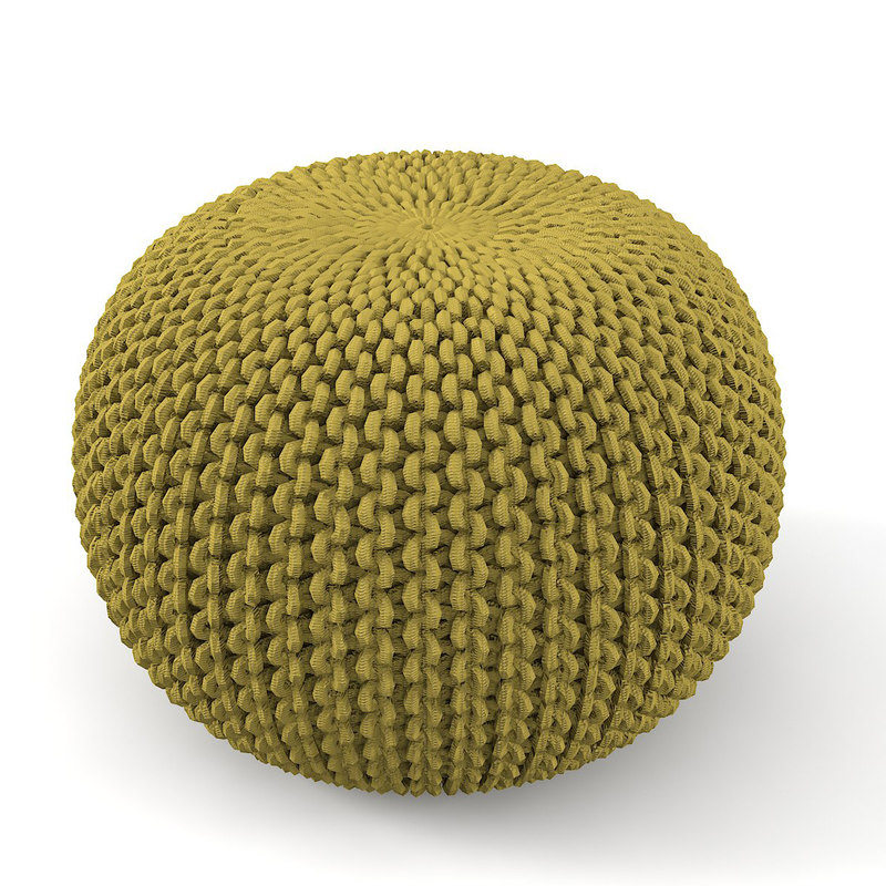 3D cotton craft hand model