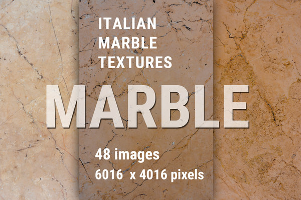 marble natural stone model