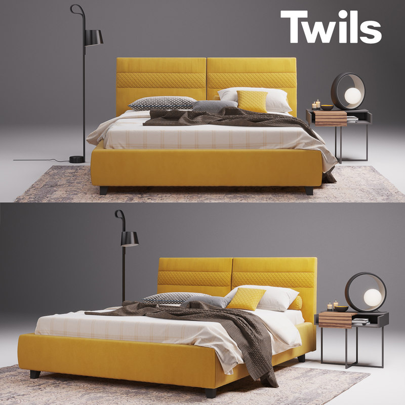 bed twils elliot model