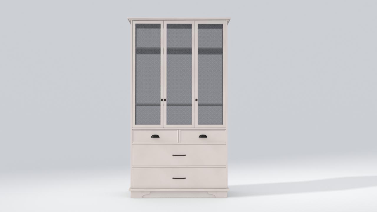 cabinet closet 3D model