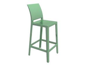 3D model kartell chair