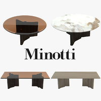 Table Minotti Lou Dining