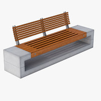 Bench Sky11 Elements 1040
