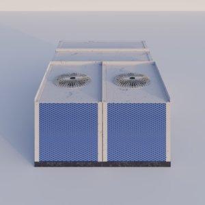 roof set 3D model