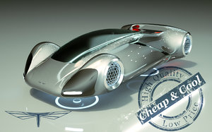 3D model original designed