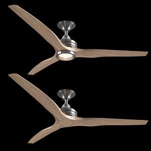 fanimation spitfire ceiling fan 3D model