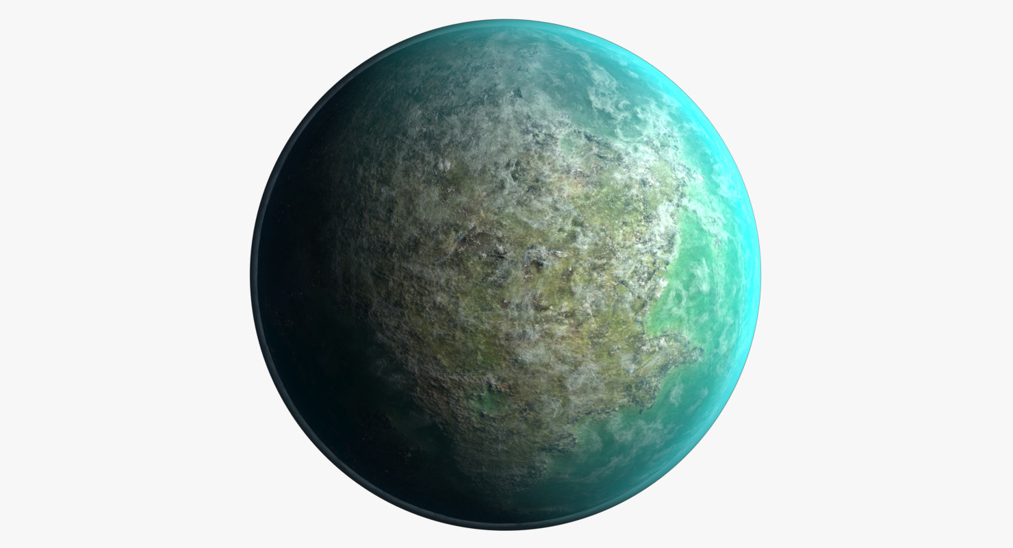 space planet model