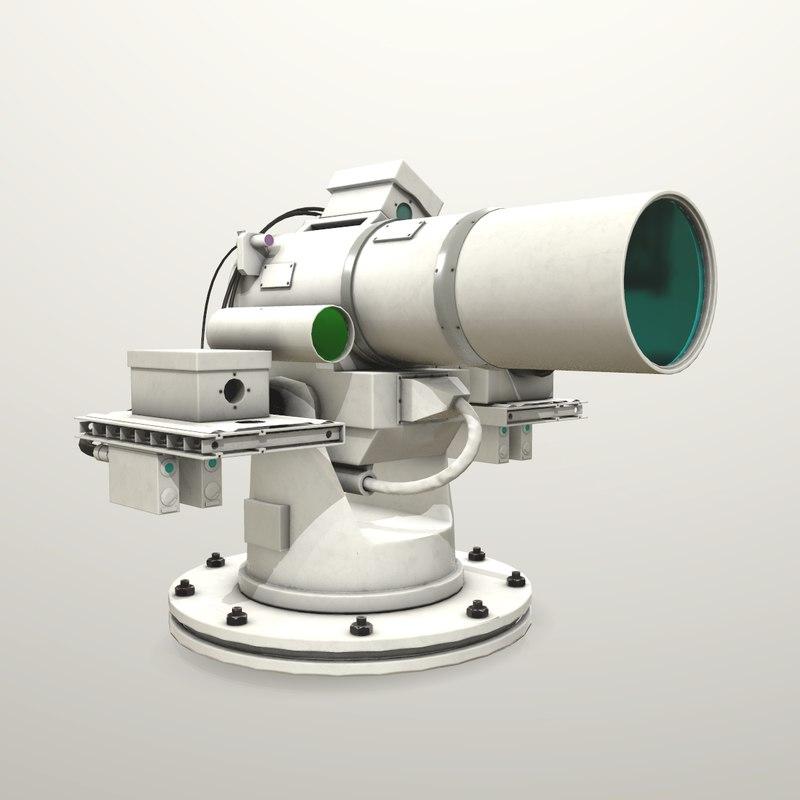 3D laser weapon laws