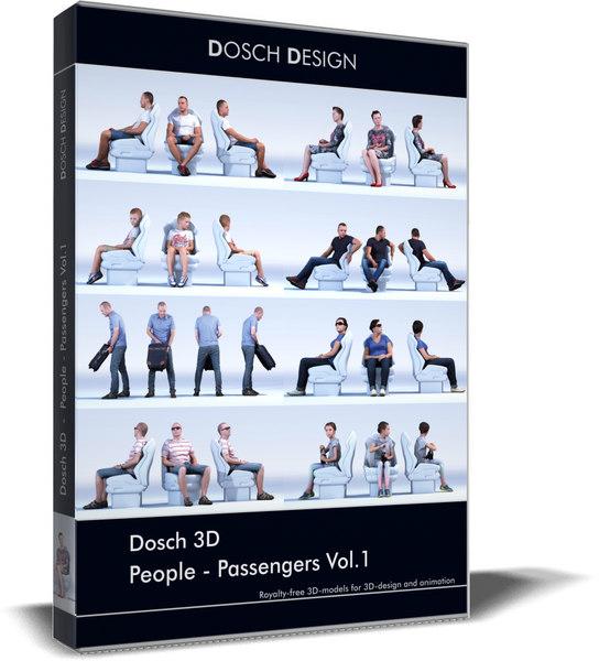 people - passengers vol 1 3D
