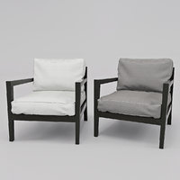 armchair poliform camilla