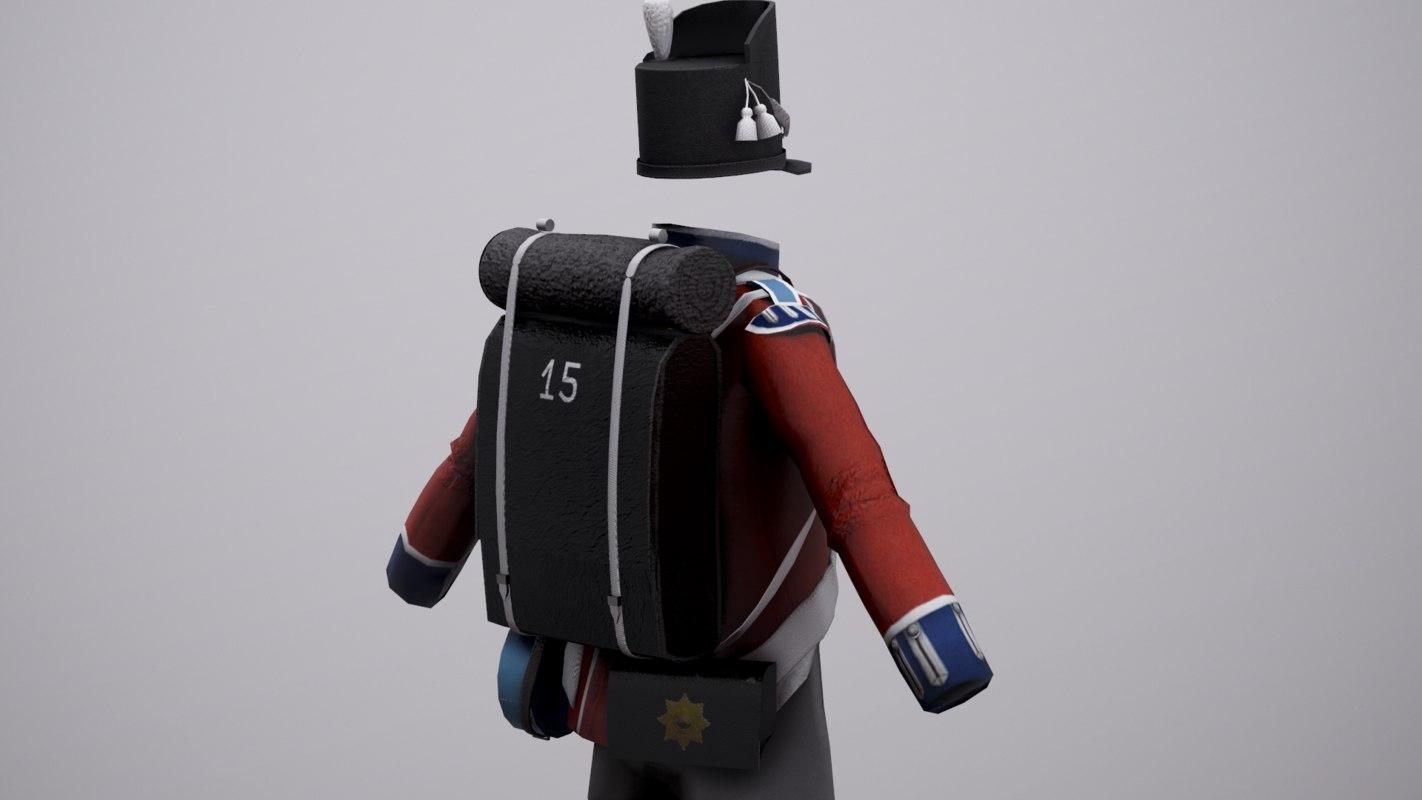 3D coldstream 1815