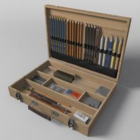 drawing set model