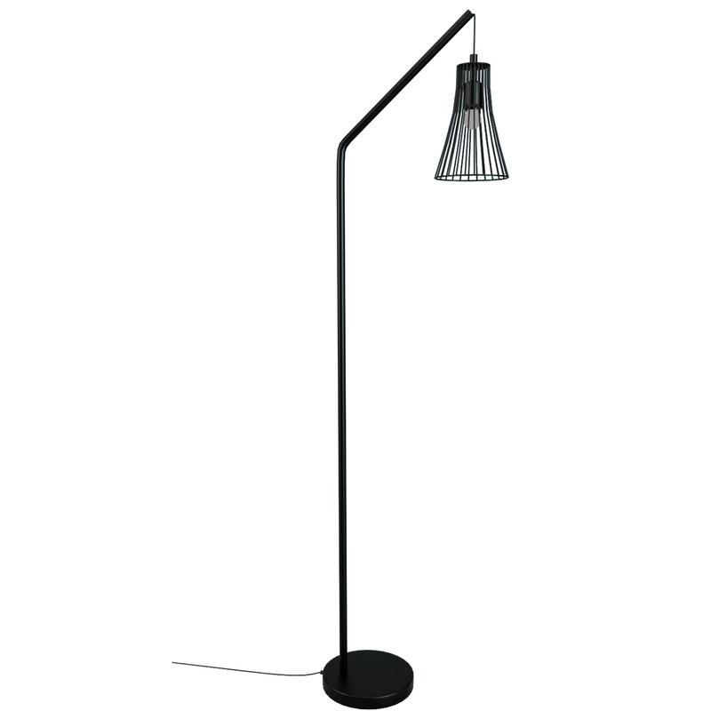 3D floor lamp gael model