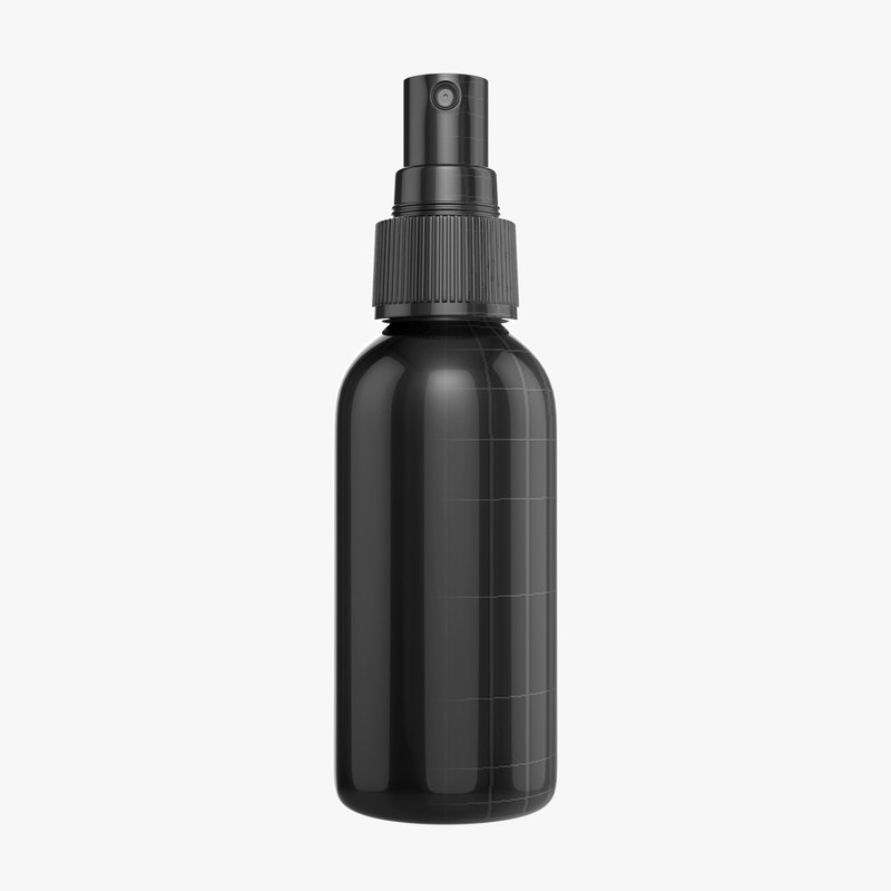 cosmetic spray 3D
