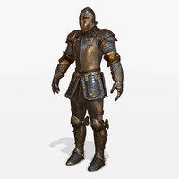 Medieval Armor PBR