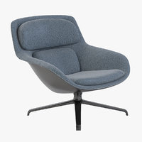 Photorealistic IKEA Striad Low Back Lounge Chair