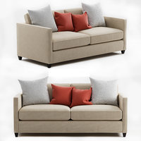 dryden apartment sofa model