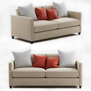 dryden apartment sofa model