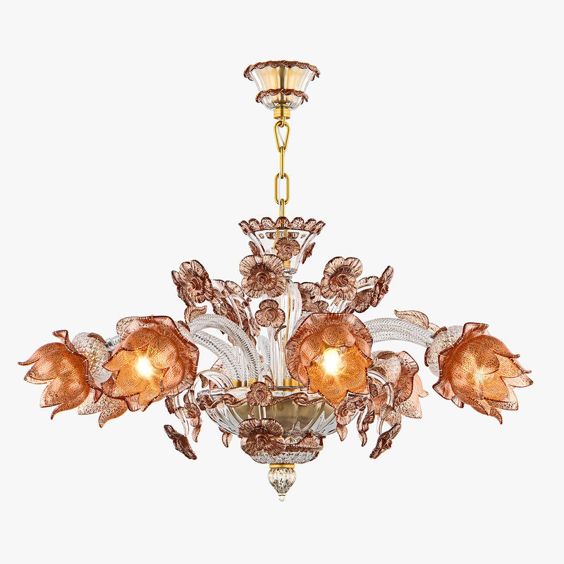 3D chandelier md 89310-8 osgona