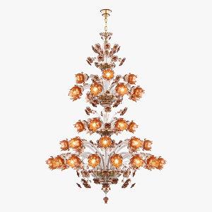 3D chandelier md 89310-42 osgona