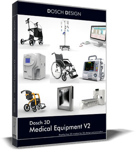 3D medical equipment v2
