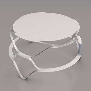 3D meld table