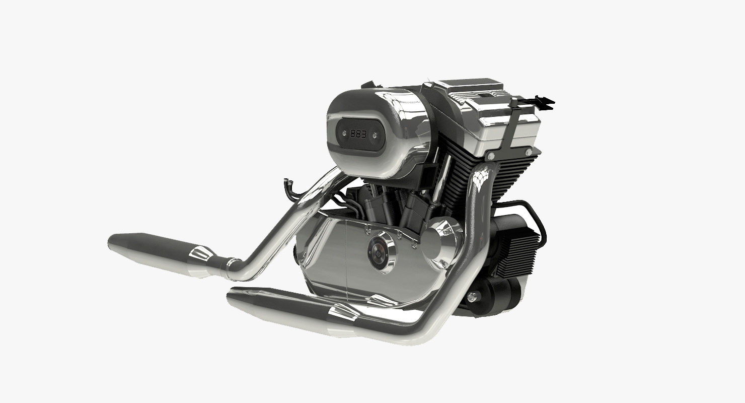 harley-davidson evo engine model