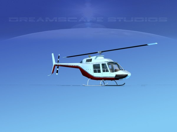 3D rotor bell 206