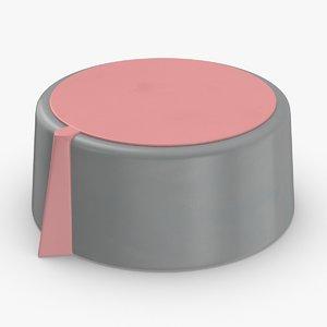 knobs-set-03---05 3D