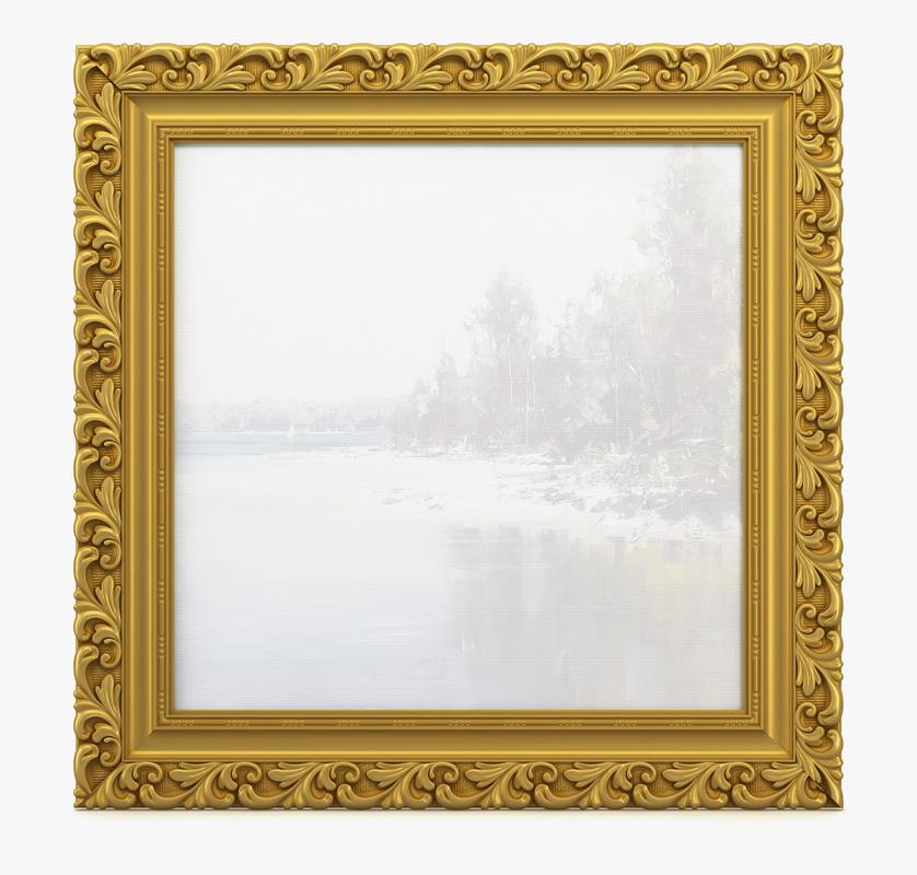 3D frame picture v13