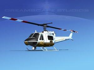 bell sheriff 3D model