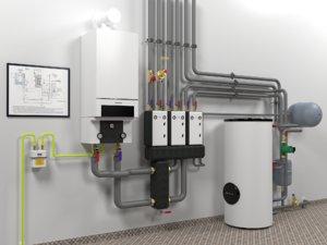 boiler buderus model