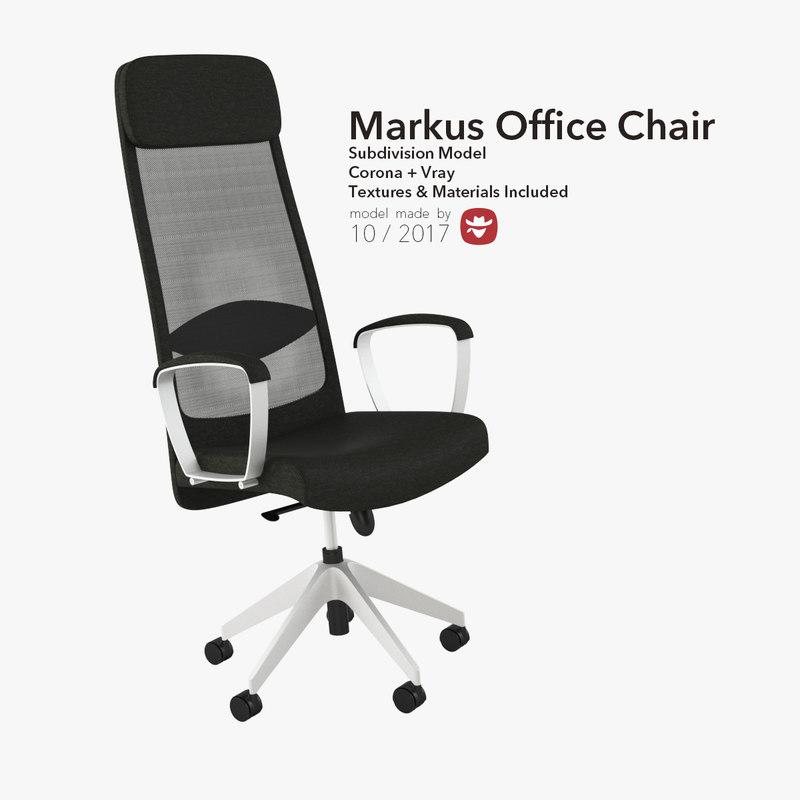 3D design modern office